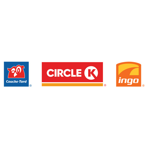Corpo Couche Tard logos